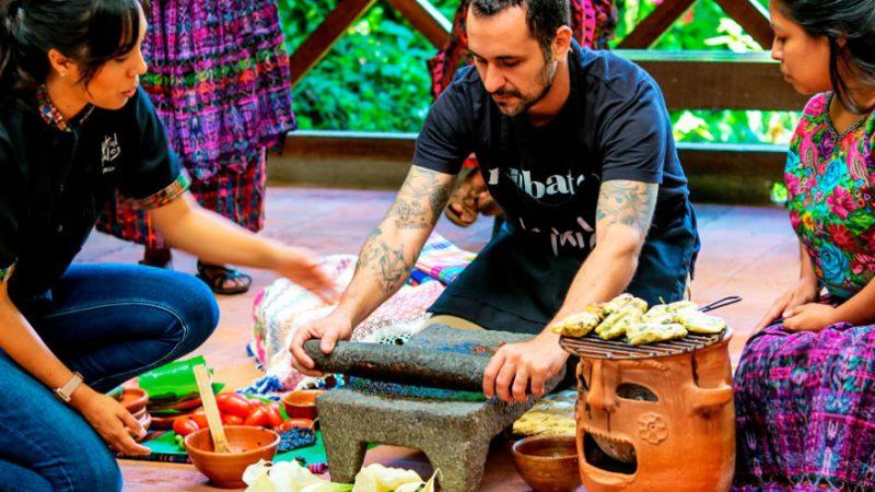 Comida y bebida en Guatemala