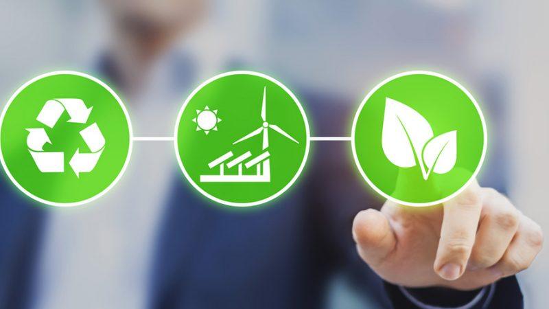 Green finance is growing